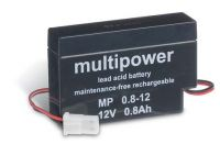 Multipower MP0,8-12AMP AGM Batte...