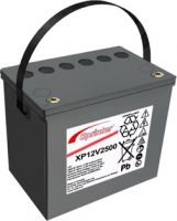 Sprinter XP12V2500 Industrie AGM Batterie 12V 69,5Ah