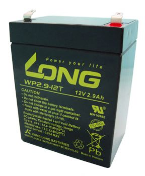 Kung Long WP2.9-12T AGM Bleiakku 12V 2,9Ah