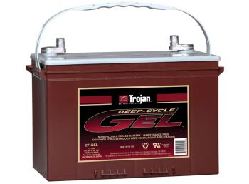 Trojan 27-GEL cycle Batterie 12 Volt 91 Ah