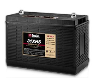 Trojan 31XHS deep cycle Batterie 12 Volt 130 Ah