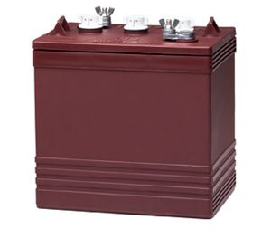 Trojan T-125 deep cycle Batterie 6 Volt 240 Ah