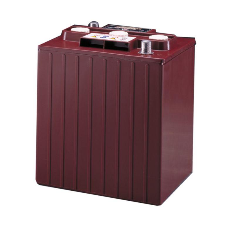 trojan te35 gel cycle batterie 6 volt 210 ah. Black Bedroom Furniture Sets. Home Design Ideas