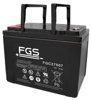 FGS FGC27507 Traction AGM Batter...