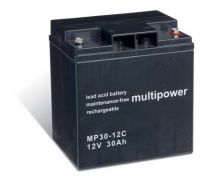 Multipower MP30-12C Bleiakku 12V 30Ah zyklenfest