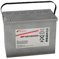 Sprinter XP12V3000 Industrie AGM Batterie 12V 92,8Ah