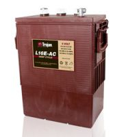 Trojan L16E-AC deep cycle Batterie 6 Volt 370 Ah