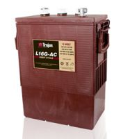 Trojan L16G-AC deep cycle Batterie 6 Volt 390 Ah