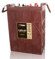 Trojan L16H-AC deep cycle Batterie 6 Volt 435 Ah