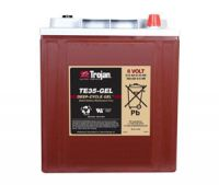 Trojan TE35-GEL cycle Batterie 6 Volt 210 Ah